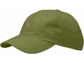 FJÄLLRÄVEN - Helags Cap - šiltovka - zelená veľkosť S/M