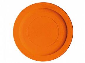 Terč asfaltový BATTUE - oranžová farba