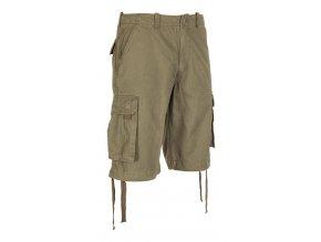 M-Tramp Shorts  - krátke nohavice -olivové