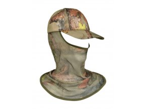 PERCUSSION-  Kukla - CASQUETTE FILET GHOSTCAMO FOREST - 3436 - UNI