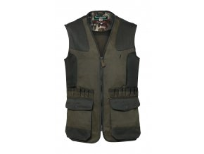 PERCUSSION - Strelecká vesta - GILET CHASSE TRADITION BRODE - 1215