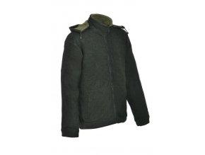M-Tramp Fleece Jacket  - kabát - veľkosť 3XL - KAB00549