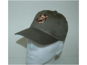 00001 CASQUETTE CHASSE BRODEE TAILLE UNIQUE 237 3402