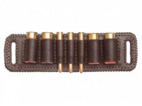 Nábojový pás - na opasok - 3guľa/2brok - NP12