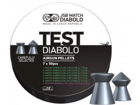 JSB Test Match  kal.4,5mm - bal. 350ks