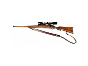Remeň na zbraň sťahovací šírka 4 cm+ guma - RZ38
