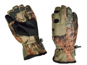 PERCUSSION - Rukavice  - Gants chasse ghostcamo forest - 2825