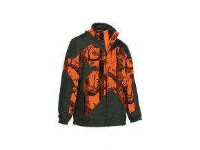 PERCUSSION - Bunda - VESTE PREDATOR R2 GHOSTCAMO BLAZE/B - camo - 1392