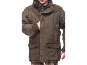 vyr 84175095Bolt Coat lovecka zimni bunda b Dub