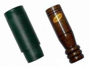 Vábničky - pískanie lasičky - drevo