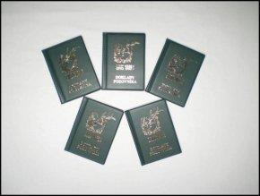 Púzdro - Doklady poľovníka - lux