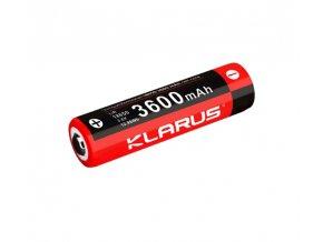 Akumulátor Klarus 18650 3600mAh 36V chránený