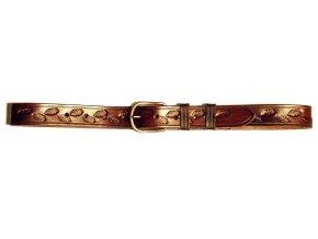 pasok kožený šírka 3 cm - OP05