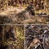 Deerhunter Sneaky Ghillie Pull-over Set w. Gloves - kamuf. komplet