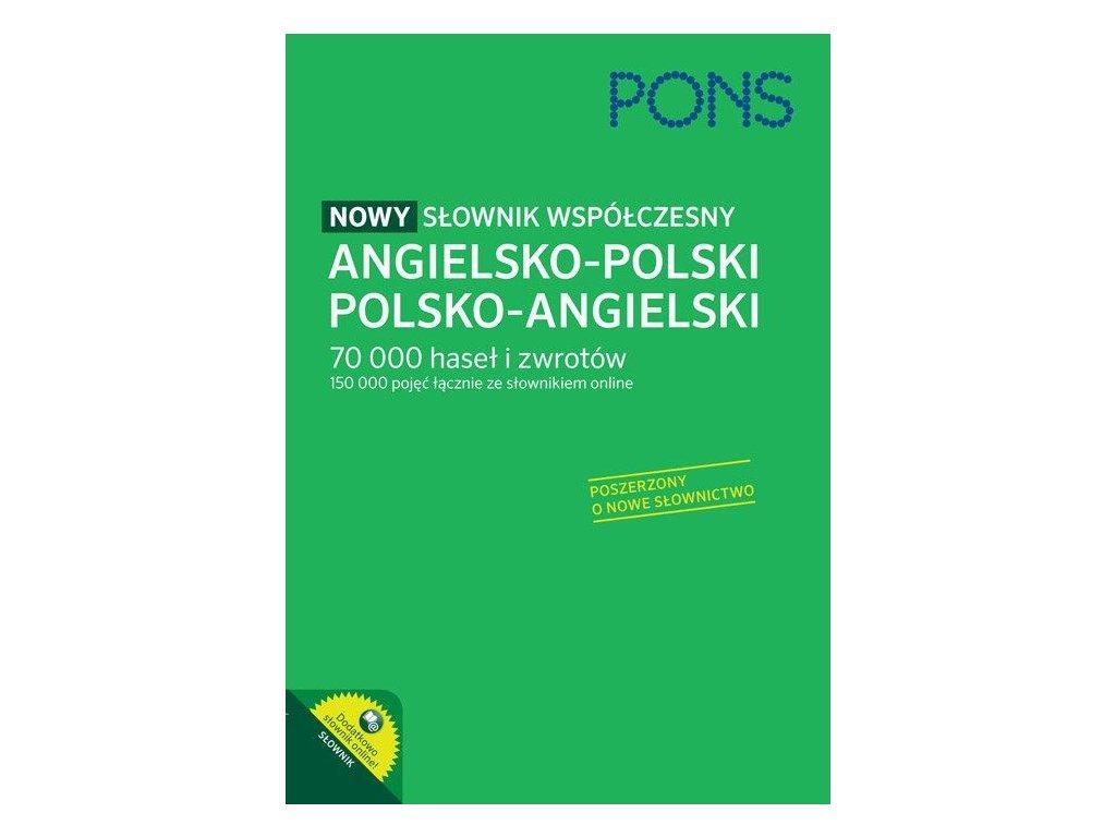 Nowy słownik współczesny amgielsko-polski polsko-angielski