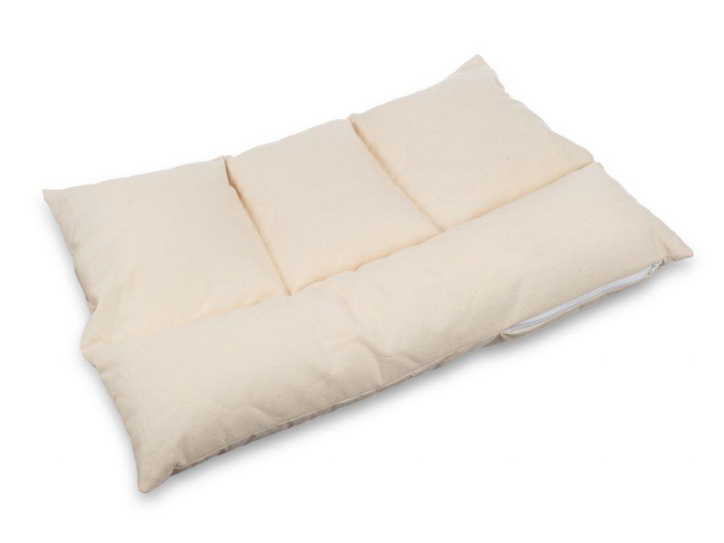 Špaldový polštář
