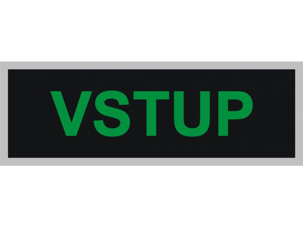 VSTUP 260x85mm