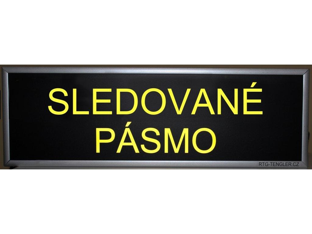 N 8 SLEDOVANE PASMO