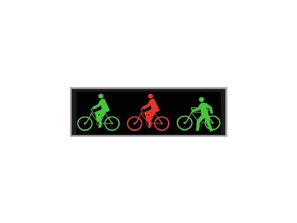 N 14 cyklista
