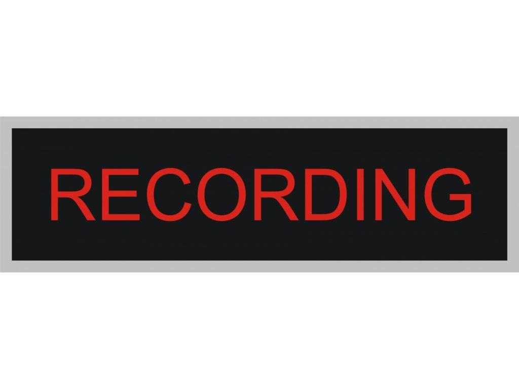 N 31 Recording 300x85mm