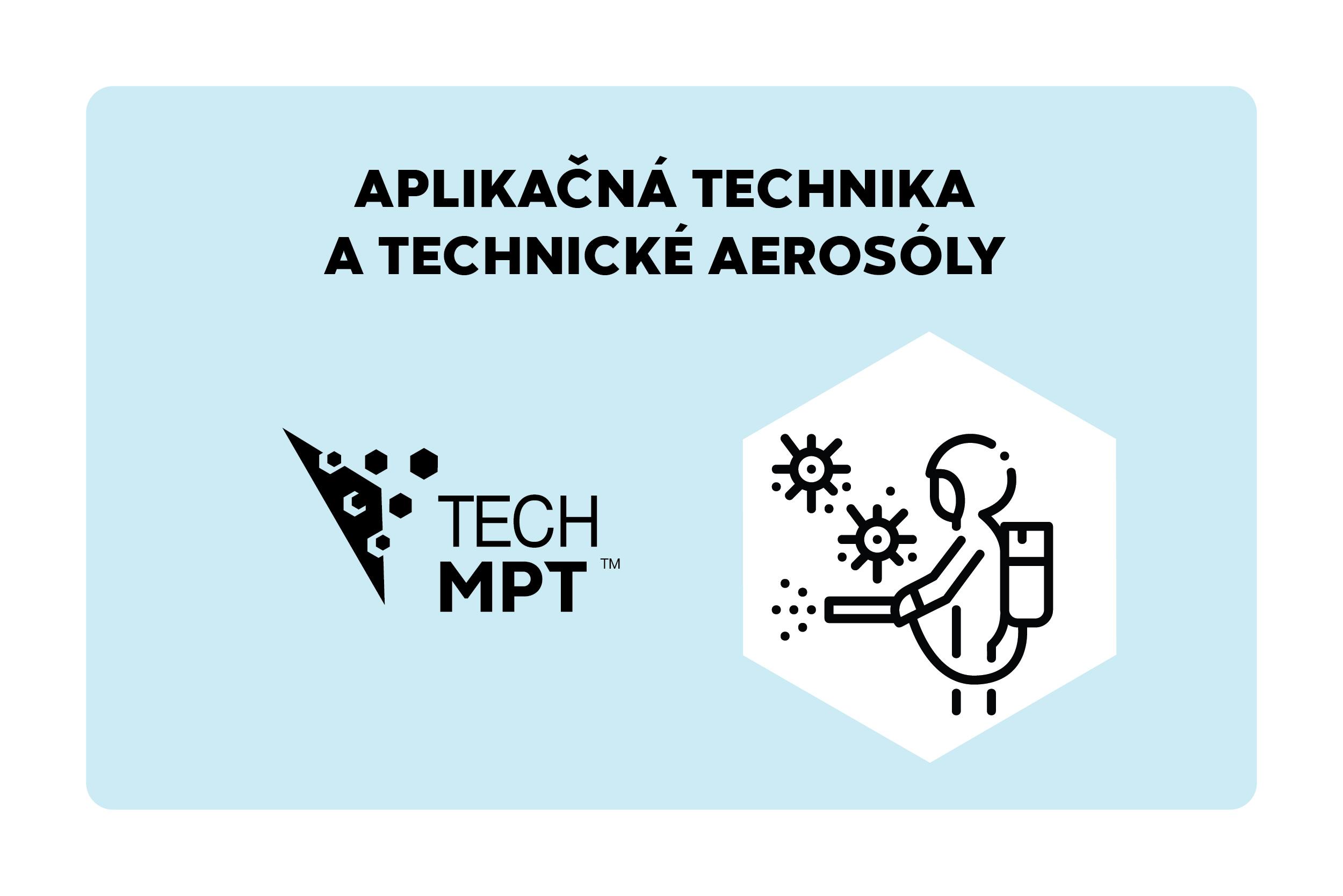 Aplikačná technika a technické spreje