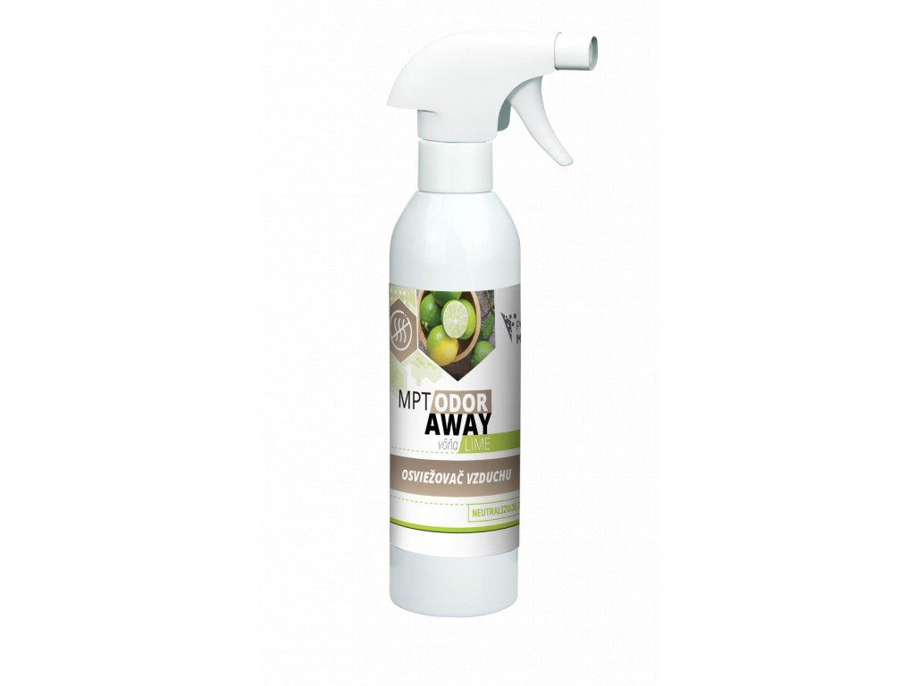 MPT ODOR AWAY LIME spray