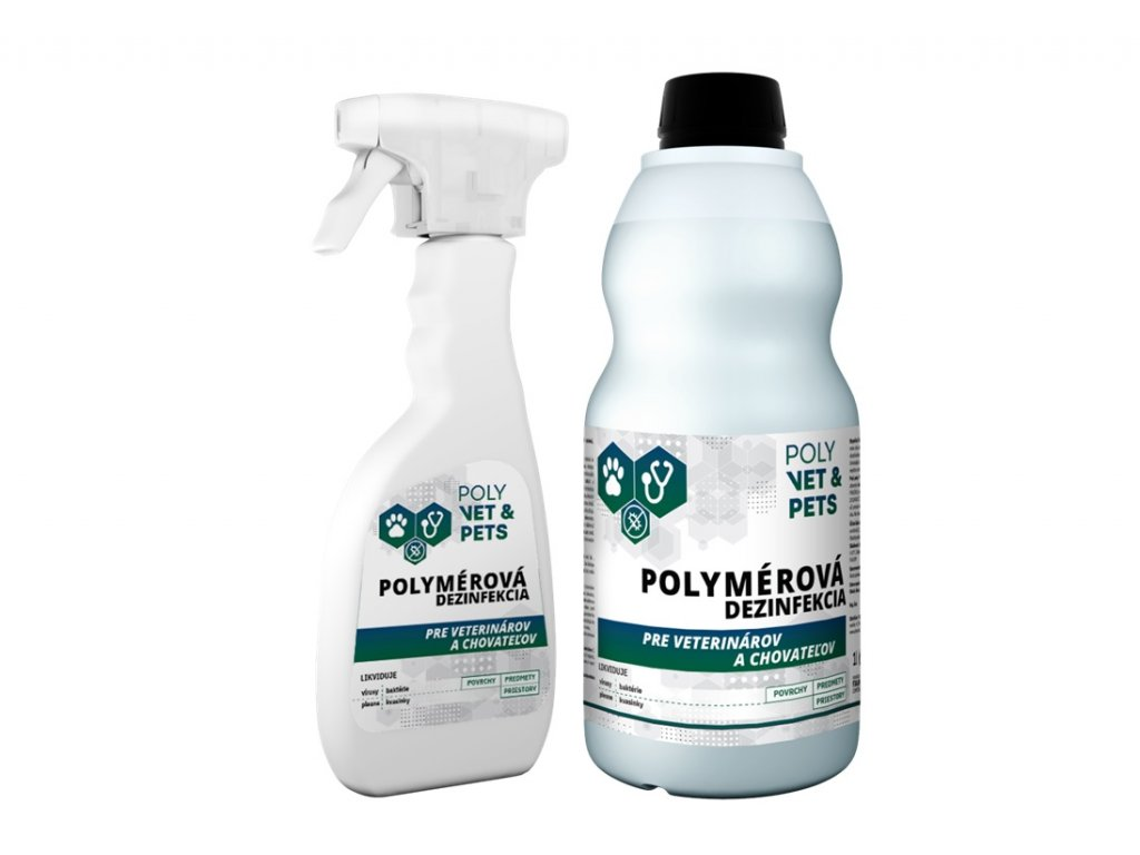 Malá sada vetrinárnej dezinfekcie - POLYMPT.SK
