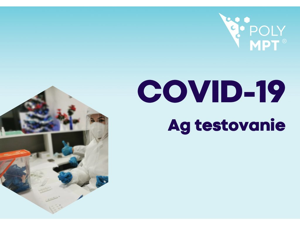 Testovanie Covid 19 POLYMPT
