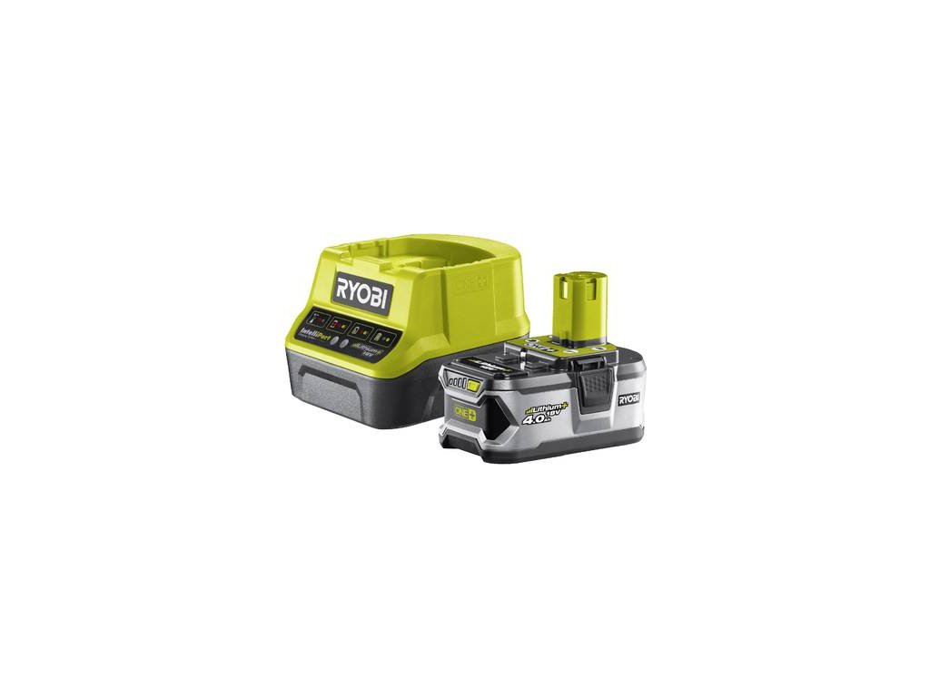 Sada akumulátora s nabíjačkou (1x 2.0 Ah) RC18120-140 18V - POLYMPT