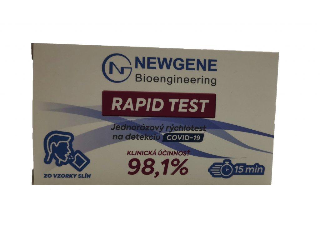 newgene rapid test 1