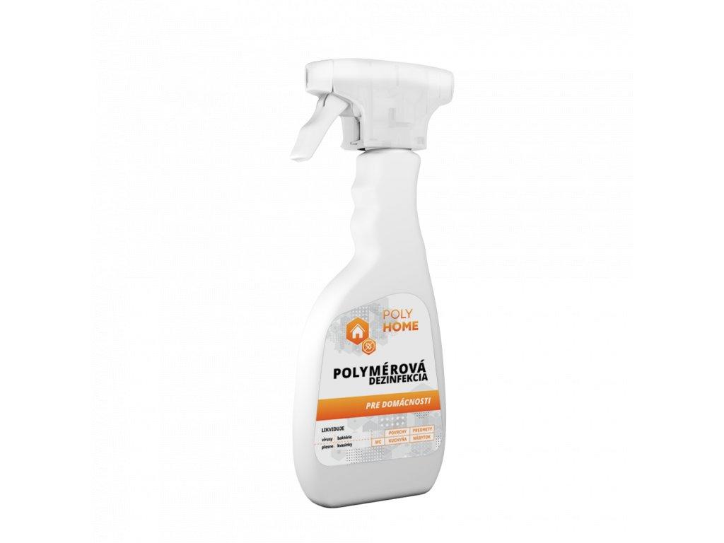 Polymérová dezinfekcia domácnosti POLY HOME 500 mL - POLYMPT.SK