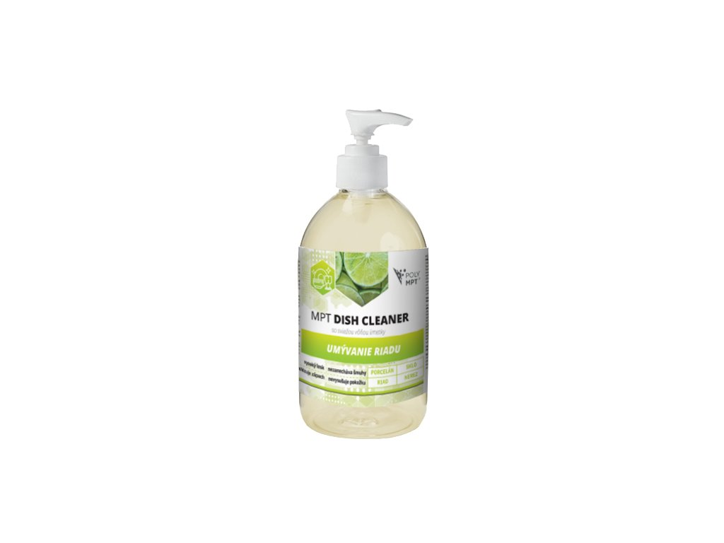 MPT DISH CLEANER 500ml - POLYMPT