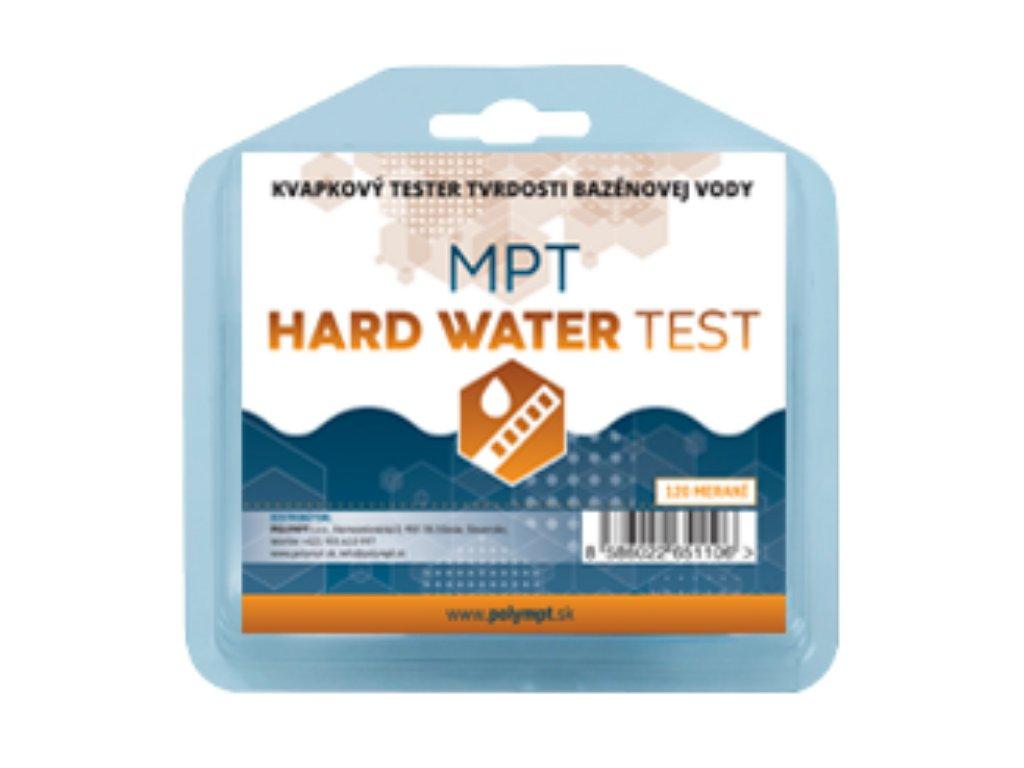 Test tvrdosti vody - POLYMPT