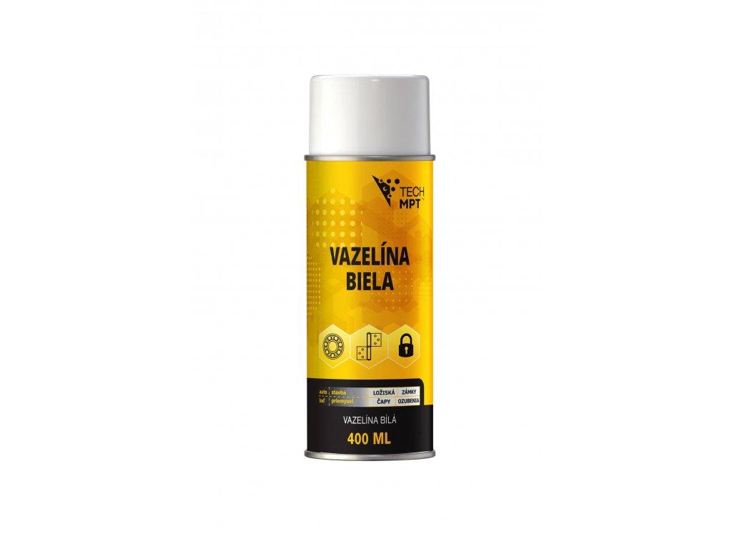 MPT TECH™ Vazelína biela POLYMPT 400 ml