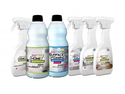 Kompletná bezchlórová sada pre domácnosť - H2O-COOL.SK