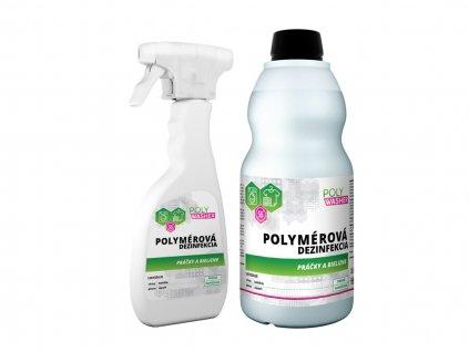 Malá sada dezinfekcie práčky a bielizne - POLYMPT.SK