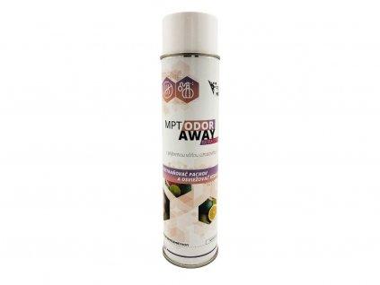 MPT Odor away -  odstraňovač pachov aosviežovač vzduchu POLYMPT