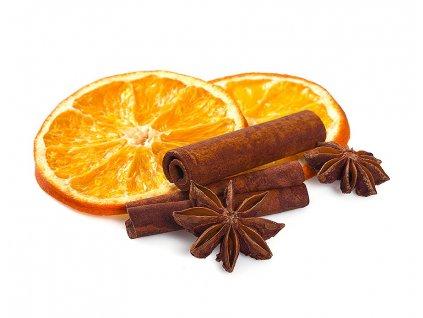 esencialny aroma olej spicy orange