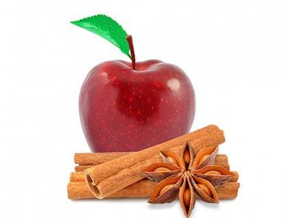 esencialny aroma olej hot apple