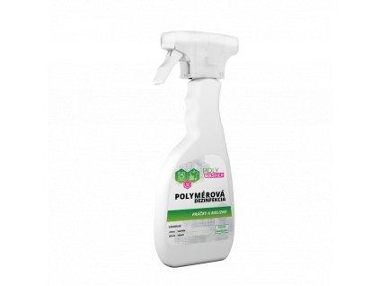 Dezinfekcia práčky a bielizne POLY WASHER 500ml - POLYMPT.SK