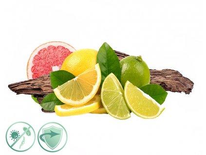 Light Citrus dezinfekčný aroma olej