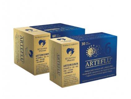 Výživový doplnok Arteflu 60 tabliet | POLYMPT