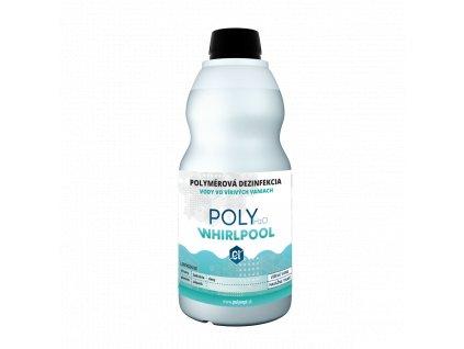 POLY WHIRLPOOL čistenie a dezinfekcia vírivky 1 L - POLYMPT.SK