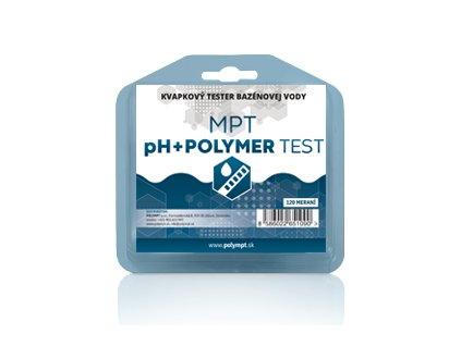 Kombinovaný tester ph a polymer - POLYMPT