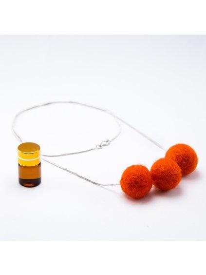 kolekce vonný náhrdelník