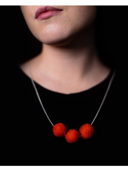 vonný náhrdelník