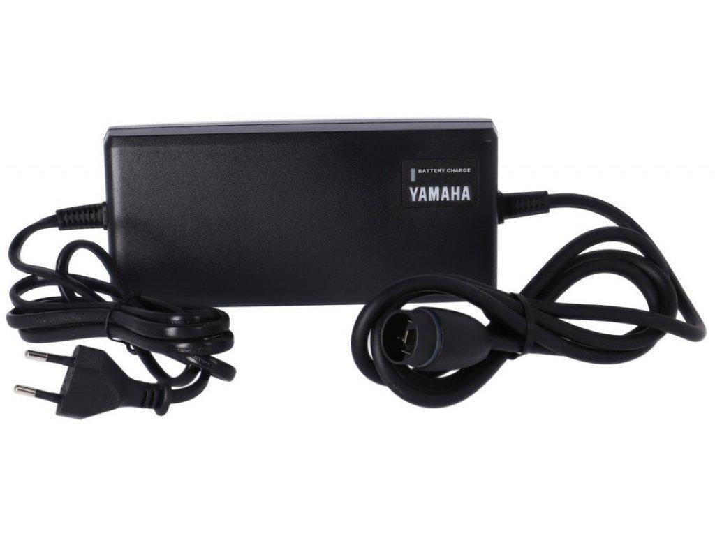 Nabíječka Yamaha pro integrovanou baterii / charger intube battery