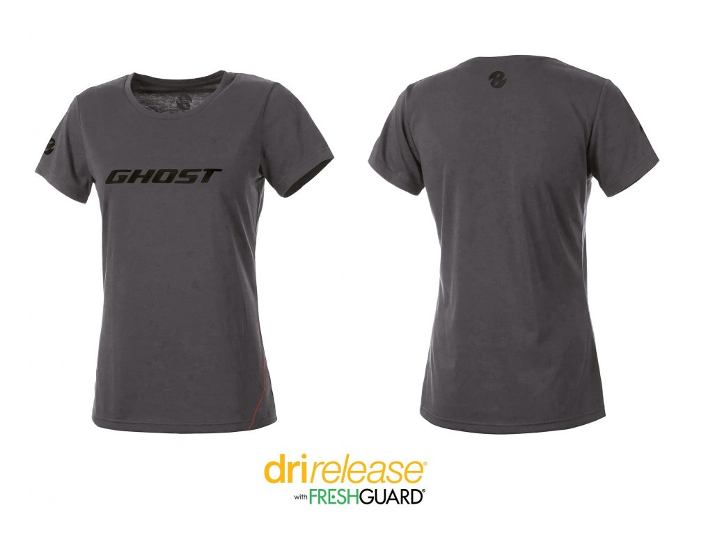 Ghost Tričko funkční dámské GHOST - Grey