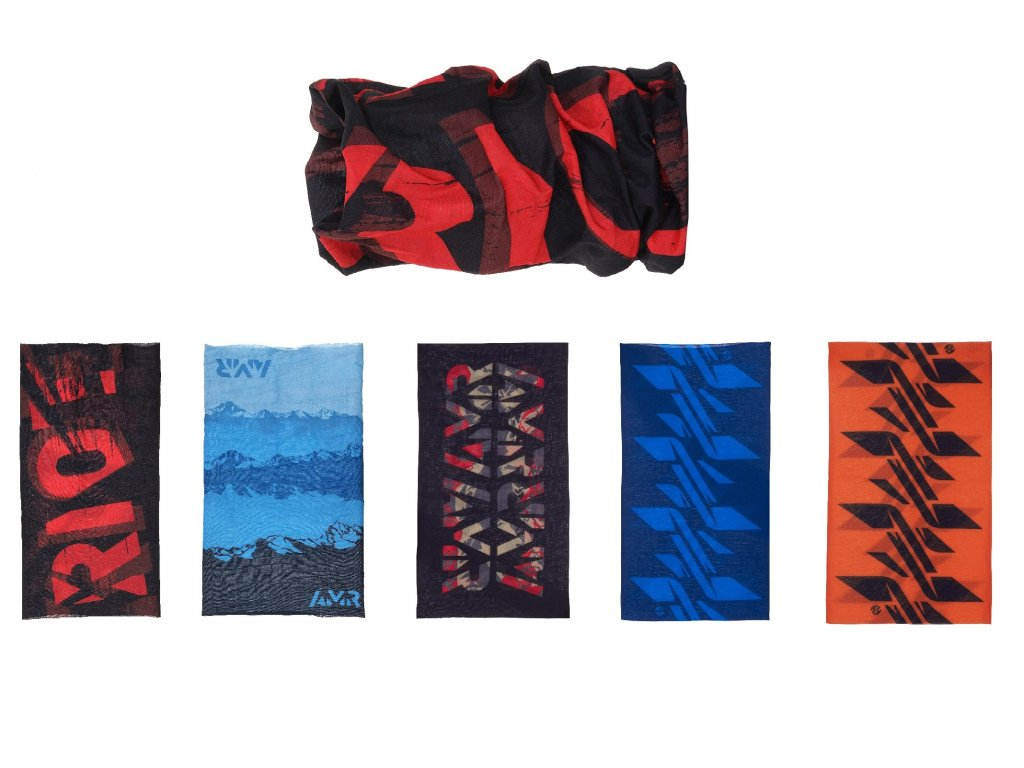 Ghost Multifunkční šátek