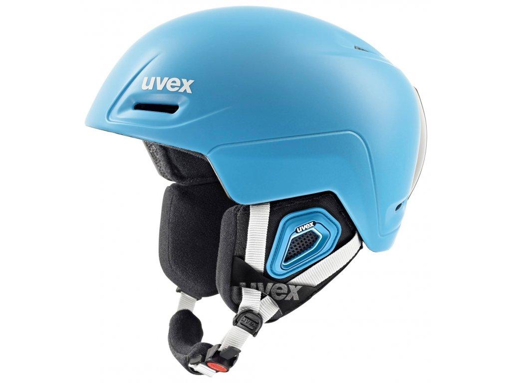 helma UVEX JIMM, liteblue mat (S566206700*) 55-59